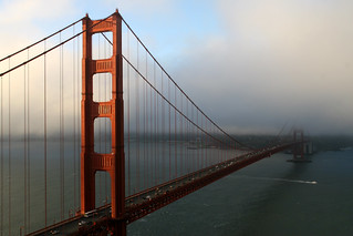 Golden Gate Bridge 50% Off | by AJ Brustein