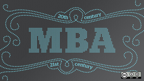 The Differentiated MBA | by opensourceway