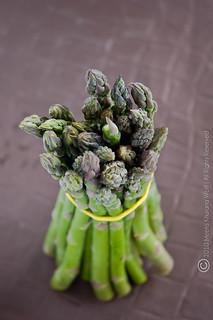 Green Asparagus | by MeetaK