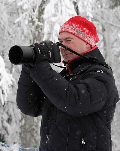 Russian President D. Medvedev with new toy – LEICA S2 | by siboma2009