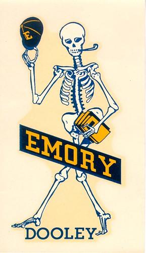 Emory University Logo Dooley