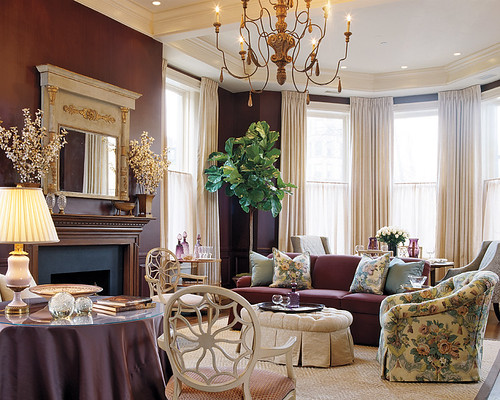 Interior Design By Eugene Lawrence And Company Inc Phot
