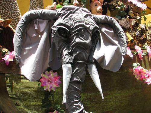 The Elephant on Boris' Ark