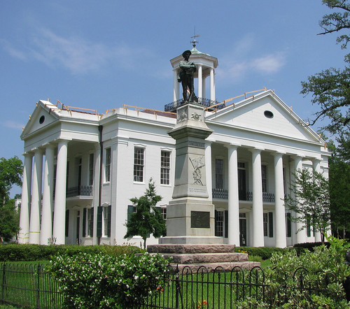 Hinds County (MS) District 2 Courthouse