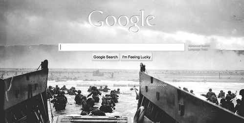 Google D-Day | by rustybrick