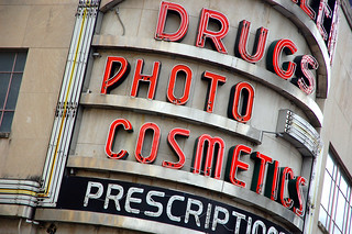 Drugs Photo Cosmetics Prescriptions | by Steve Snodgrass