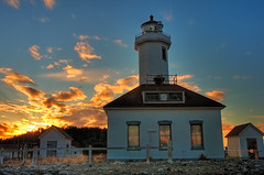 Point Wilson Lighthouse | by l.gallier