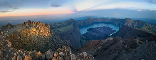 Gunung Rinjani Summit | by michael_gaylord