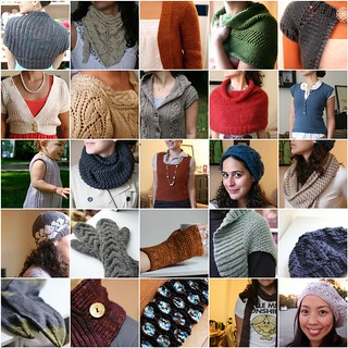 Knits of 2009 | by tentenknits