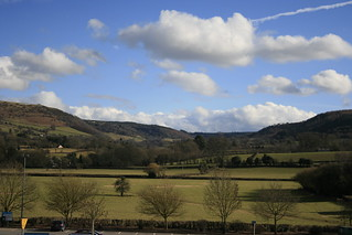 View from Hay on Wye | by fillbee