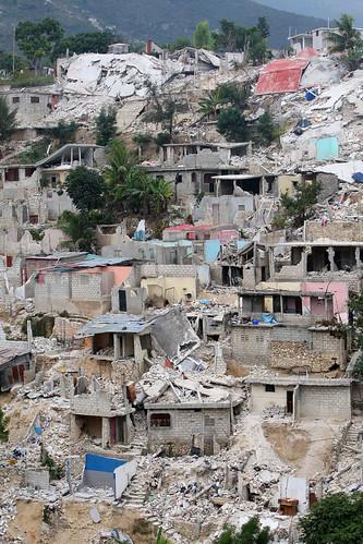 Canape vert mountain slums port au prince haiti for Medlab canape vert haiti