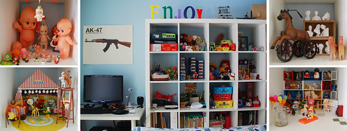 Living Room Toy Storgae Solutions