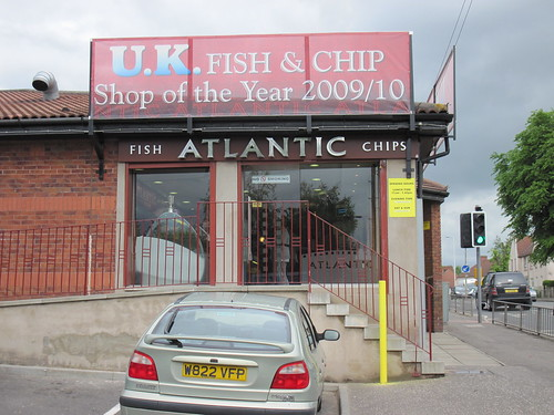 Fish And Chip Restaurant Swanley