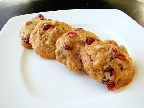 Cranberry Orange Drop Cookies | by Tracey's Culinary Adventures