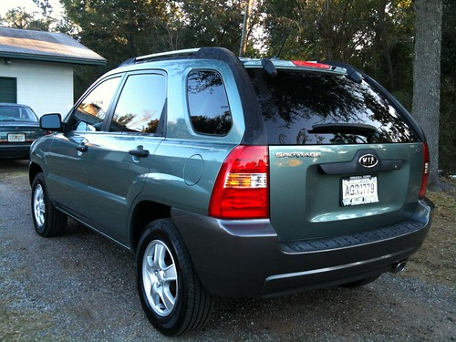 2006 kia sportage lx 4 cyl 2 0 5 speed bill lollar flickr. Black Bedroom Furniture Sets. Home Design Ideas