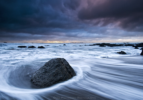 Sunset Blues - Pigeon Point, San Mateo County, California | by Jim Patterson Photography
