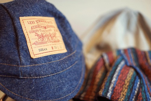 Two limited edition Levis 501XX... | by chicken strip