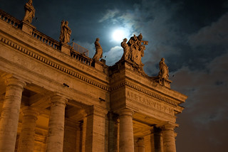 Vatican at night | by Andrew Kemp Photography