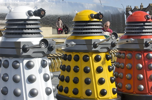 Daleks!!! | by mseckington