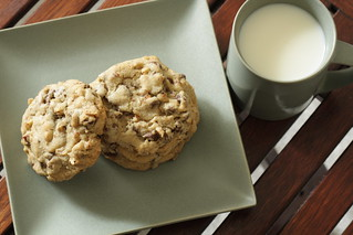 plate of cookies | by Madison Bistro