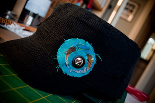 Bought a hat, made it better :-) | by M.Roberts { Design Euphoria }