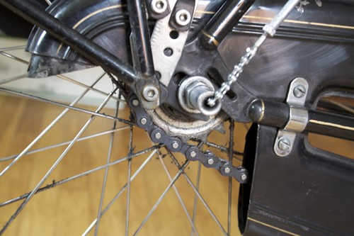 Bicycle Maintenance | by through a pin-hole