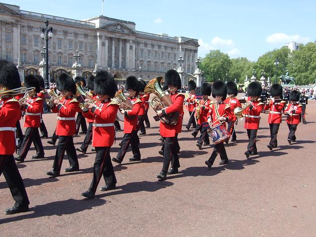 Cambio de Guardia de Londres