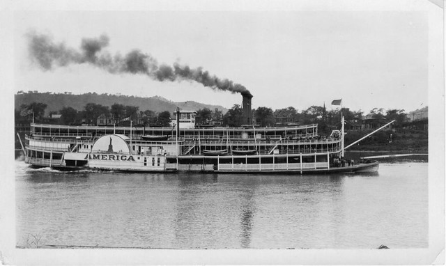 "Riverboat ""America"""