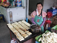 Grilled Bananas | by Roving Gastronome