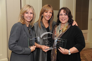 2010 Honorees: Johanna Schneider, Debra Silimeo and Donna Vincent Roa | by washingtonwomeninpr