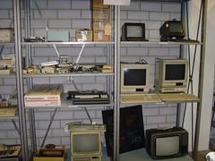 Музей Коммуникаций. Museum für Kommunikation - Depot Heusenstamm - Btx 11