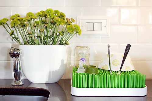 Cutest Dish Rack Ever | by Nicole Balch