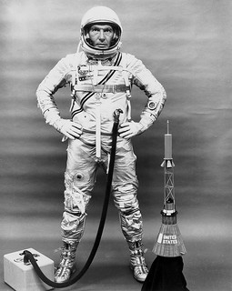 Astronaut Walter M. Schirra | by NASA on The Commons