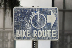 Long-Lived Bike Route | by airnos