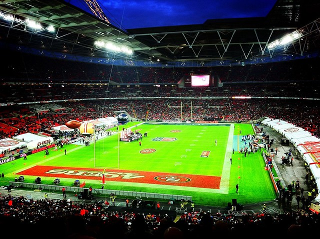 2010 NFL International Series Game at Wembley