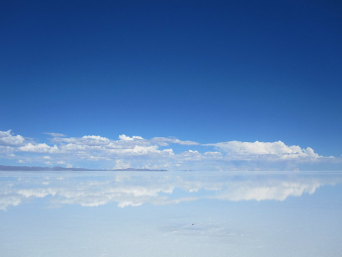 Salar de Uyuni | by veganbackpacker
