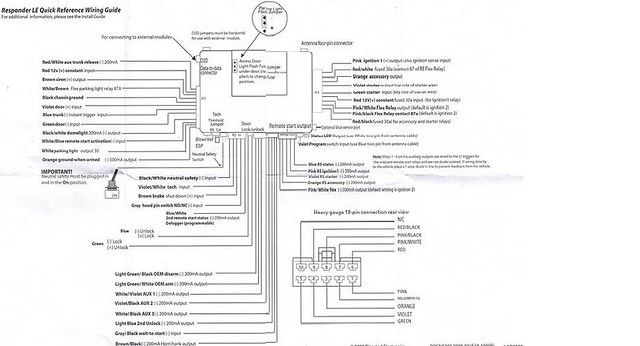 Wiring Diagram For Viper 5701v - Wiring Diagram G11 on