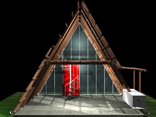 Casa ecol gica prefabricada img 20 flickr photo sharing - Casa ecologica prefabricada ...
