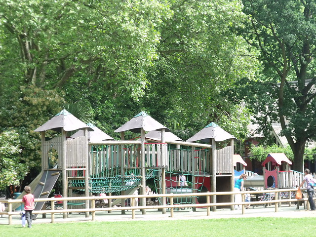London Zoo animals - Adventure Playground