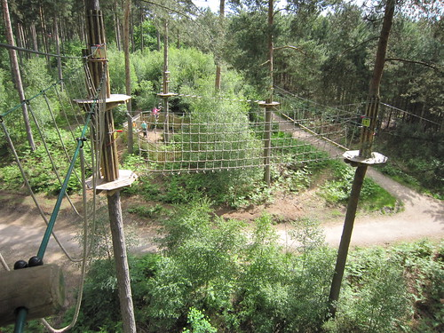 Go Ape Cannock Chase - Site 3