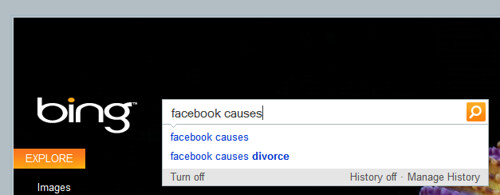 Facebook Causes, According To Bing | by search-engine-land
