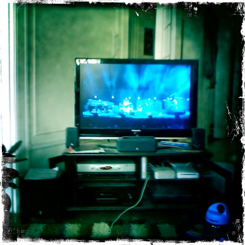 Phish in my living room | by LIVEMUSICBLOG.com