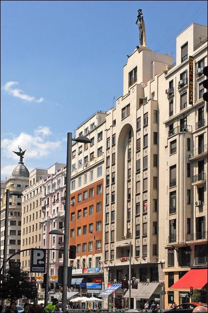 Edificio del Ahorro (Gran Via, Madrid)
