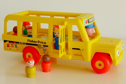 Fisher Price Bus | by kenDollGT