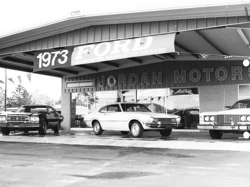 Jordan Motors Ford San Antonio Tx 1973 Bill Cook Flickr
