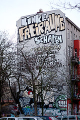 berlin graffiti | by David Lebovitz