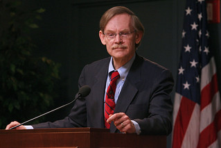 World Bank Group President Robert B. Zoellick speaks at Woodrow Wilson International Center for Scholars | by World Bank Photo Collection