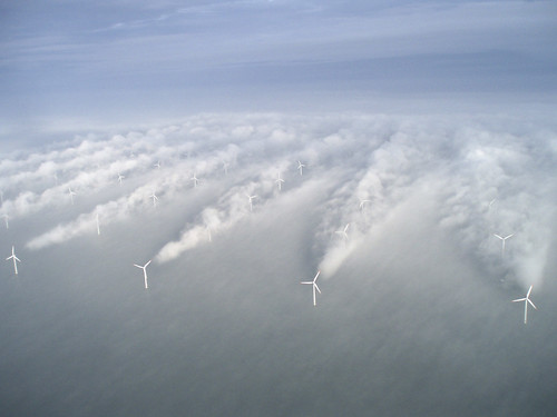 Horns rev offshore wind farm | by Vattenfall