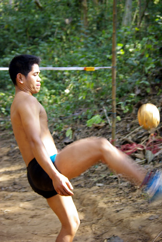 Sepank/Takraw | by The Hungry Cyclist