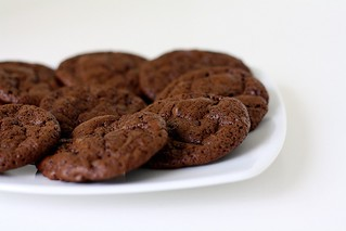 Double Chocolate Chunk Cookies | by Tracey's Culinary Adventures